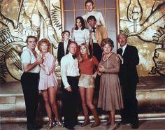 The Poseidon Adventure Cast Photo  1972