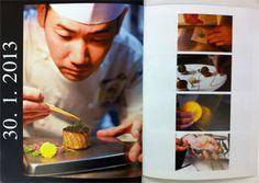 <Food>この写真は軽井沢の『ユカワタン』のカタログ。この浜田シェフは2012年のボキューズ・ドールで総合3位に輝き、特に魚料理ではダントツの1位を獲得しました。季節毎にその土地のものをいただくという当たり前のことを取り戻しつつある昨今、軽井沢でいただく浜田シェフの料理はそのランドマークだと思います。 【LEON編集長 前田陽一郎】 lexus.jp/... ※掲載写真の権利および管理責任は各編集部にあります。LEXUS pinterestに投稿されたコメントはLEXUSの基準により取り下げる場合があります。