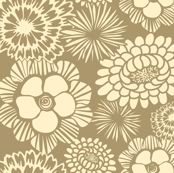 I really do think it's possible to make anything out of flowery fabric like this.