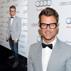 Rayas y Cuadros: Blog de Moda Masculina: Hombres con estilo: Brad Goreski