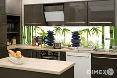 Fototapeta do kuchyne - Zen   DIMEX Zen, Furniture, Home Decor, Fridge Stickers, Decorating Kitchen, Interior Decorating, Wallpapers, Decorating, Decoration Home