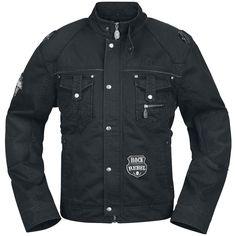 """Nyt on aika laittaa vanha kauhtana vaihtoon ja ostaa uusi takki syksyksi. Rock Rebel by EMP """"Skull Jacket"""" on ainoa oikea vaihtoehto, sillä jos tästä takki vielä komistuu, niin se on jo imelän näköinen!  Tutustu tuotteeseen ja laita tilaus sisään: http://www.emp.fi/rock-rebel-by-emp-skull-jacket-takki/art_280927/?campaign=emp/fi/sm/pin/promotion/desk/05082014-280927"""