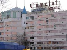 The Yellow Brick Road Trip: R.I.P. The Camelot Hotel - Tulsa, OK