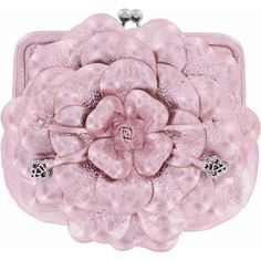 PINK ..... Roselie Shine coin purse from Brighton