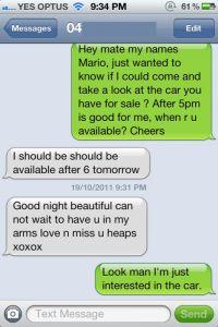 Gotta love text