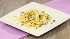 Squid in a pan - Calamari Squid Dishes, Calamari, Fett, Fries, Seafood, Antipasto, Chicken, Cooking, Kitchens