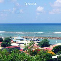 La Desirade, Guadeloupe