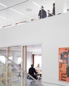 JKMM Office / JKMM Architects