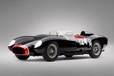 1957年型フェラーリ「250テスタロッサ」が、英国では史上最高となる約41億円で売却!