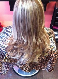 highlights extra light blonde