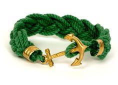 Green Bracelet 녹색팔찌