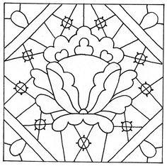 Jednoduchý šperk s obloučky                      Kytička s pavoučkem                     Starý vzor 1                    Starý vzor 2      ...