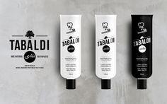 TABALDI Toothpaste - Organic & 100% Natural #brand #design #packaging #concept #exploration #beesandvultures