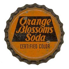 Orange Blossoms  by Neato Coolville, via Flickr
