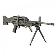 MG4 Light Machinegun MG43