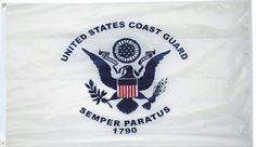 Coast Guard Flags