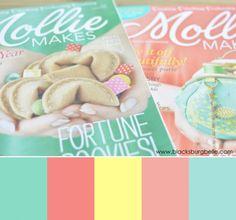 Color Inspiration: Mollie Makes