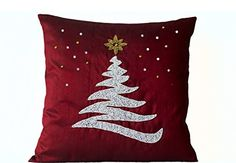 Amore Beaute Handcrafted Red Decorative Throw Pillow Cove... http://www.amazon.com/dp/B00OT5GB7I/ref=cm_sw_r_pi_dp_sdnvxb1PR4CY9