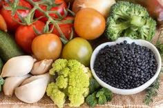 Eating lots of vegetables can drastically reduce the risk of getting colorectal cancer.