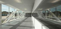 Museu dos Coches | Paulo Mendes da Rocha + MMBB Arquitetos + Bak Gordon Arquitectos | Image © Fernando Guerra | FG+SG