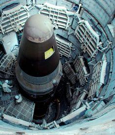 tacticalneuralimplant:  LGM-25C Titan II ICBM