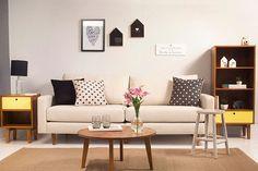 decoracao para sala de estar pequena
