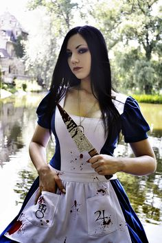 Alice: Madness Returns / Cosplay by ~RylthaCosplay on deviantART