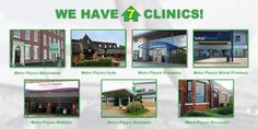 We have clinics across Greater Manchester and Merseyside! To book an appointment call 0161 745 7551.