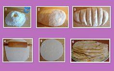 Przez żołądek do serca- quesidilla  http://extra-look.blogspot.com/