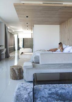Maison moderne au Cap, en Afrique du Sud. Greg W bons architectes #bois #architecture