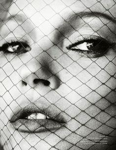 Kate Moss, Vogue España, Dec '12
