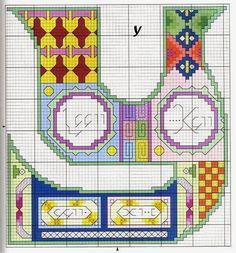 Bonitos gráficos de iniciales estilo maya...