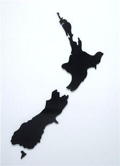 Fern Grove - NZ Map
