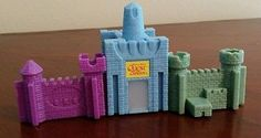 1998-Wendys-Kids-Meal-Warner-Bros-Quest-for-Camelot-castle-Toy-View-Master