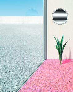 Clemens Ascher's Dystopian Garden Vision