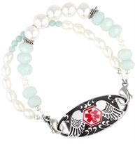 Annabelle Medical ID Bracelet | Lauren's Hope