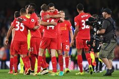 """🗣 Liverpool legend Steve Nicol has tipped the Reds to finish in the top four after making their best start to a Premier League season (W3,D1,L1 ) in eight years. """"If they defend and attack like the way they did against Chelsea - and the way they have done all season - then they have a chance of the top four,"""" he told ESPN. ⏩ Nicol praise for Lovren: http://vxl.me/e7AAls"""