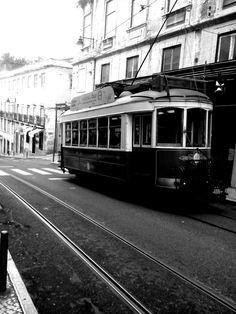 Eléctrico. Lisboa. Portugal