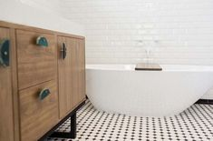Classic Pattern Tiles   It matters to go for less in order not to break the bank without compromising your theme for your bathroom. Here are bathroom tile ideas that can help you!
