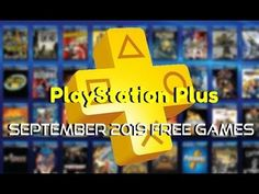 PlayStation Plus | Free Games September 2019 Playstation Plus, Ps Plus, Batman Arkham Knight, News Games, Free Games, Chevrolet Logo, September