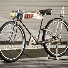 MotoDromo Boardtrack bike