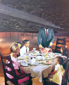 """""""White Meat or Dark?"""" by Collage-a-Dada's Shawn Marie Hardy"""