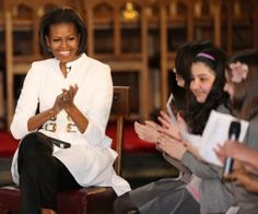 Mickey Mouse and Michelle Obama Team Up for Kid's Health. Womensforum.com #Kids #Family #Health #MichelleObama