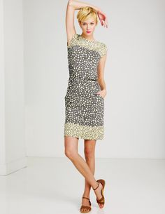 Adelaide Dress (Above Knee Dresses) at Boden