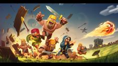 #Clash Of Clans - Fun Clash Of Clans Defence Strategy - #EPIC 3D TROLL B...