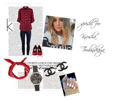 """black n red"" by peleisgod on Polyvore"