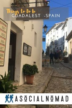 Everything you need to know about visiting the mountain village of Guadalest, Costa Blanca.  Take a day trip from Calpe or visit from Benidorm.  This fabulous ancient village is full of museums and quaint cobbled street with amazing views and historic references. #CostaBlanca | Guadalest | Benidorm | #Calpe