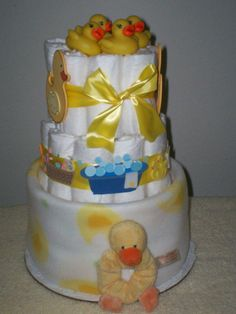 Rubber Duckie by BBBLESS on Etsy, $45.00