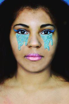 #popart #makeup mod: Weronika M. fot: Barbara G. wizaż: Marta Sławińska