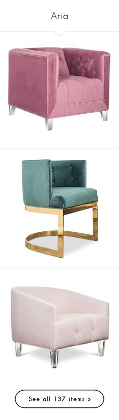 """""""Aria"""" by belenloperfido ❤ liked on Polyvore featuring home, furniture, chairs, accent chairs, dining chairs, velvet dining chairs, velvet furniture, velvet chairs, velvet armchair and chair"""